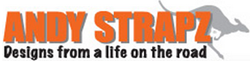 Andy Strapz Logo